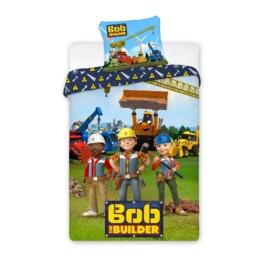 Bob, a mester ágyneműhuzat szett - A csapat