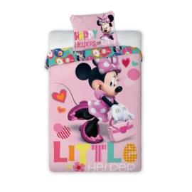 Minnie Mouse ágyneműhuzat szett - Little helper