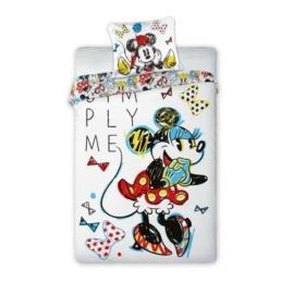 Minnie Mouse ágyneműhuzat szett - Play with me