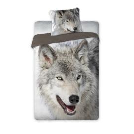 Wild farkasos ágyneműhuzat szett