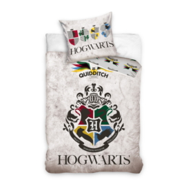 Harry Potter ágyneműhuzat szett - Roxforti házak