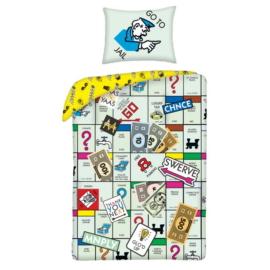 Monopoly ágyneműhuzat szett