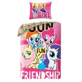 My Little Pony Ágyneműhuzat szett - Friendship