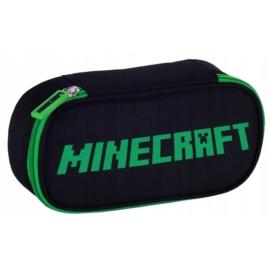 Minecraft ovális tolltartó