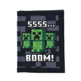 Minecraft pénztárca - SSSS Boom