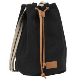 BackUp 2in1 mini vászon hátizsák - Black