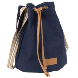 BackUp 2in1 mini vászon hátizsák - Blue
