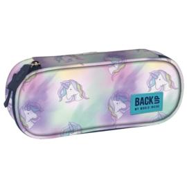 BackUp ovális tolltartó - Unikornisok (PB2A15)