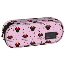 BackUp ovális tolltartó - Minnie Mouse (PB2AMM90)