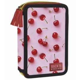 BackUp felszerelt 3 emeletes tolltartó - Cseresznyés (PB2EW31)