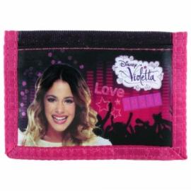 Violetta pénztárca - Love Music (PFVI18)