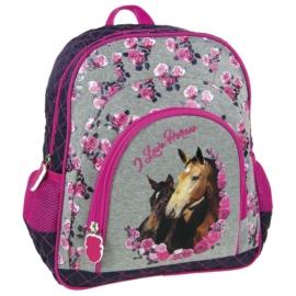 I love horses kisméretű hátizsák (PL12KO13)