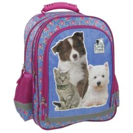 Cleo és Frank iskolatáska, hátizsák (PL15BCF15)