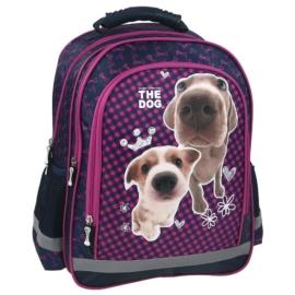 The Dog iskolatáska, hátizsák  (PL15TD32)
