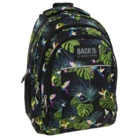 BackUp iskolatáska, hátizsák - 3 rekeszes - Kolibri (PLB1H33)