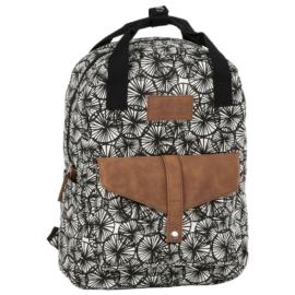BackUp iskolatáska, hátizsák - 1 rekeszes - Pitypangok (PLB2CA55)