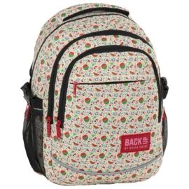 BackUp iskolatáska, hátizsák - 3 rekeszes - Dinnyés (PLB2G60)