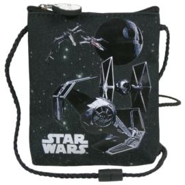 Star Wars nyakba akasztható pénztárca - TIE Fighters (SSSW14)