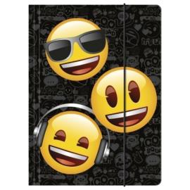 Emoji A/4 gumis mappa (TGA4EM)