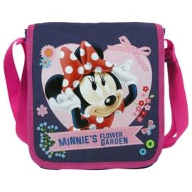 Minnie Mouse válltáska - Flower garden (TRAMM17)