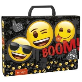 Emoji fogantyús irattartó A4/45 mm (TTREM)