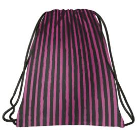 BackUp tornazsák - Rózsaszín csíkok (WOB2A07)