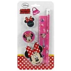 Minnie Mouse írószer szett - 4 db-os (ZPS4MM16)