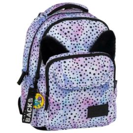 BackUp iskolatáska, hátizsák - 3 rekeszes - Ocelot (PLB2L12)