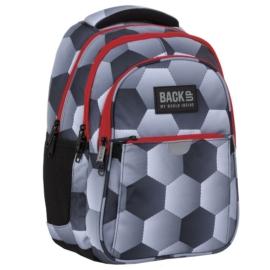 BackUp Focis hátizsák - 3 rekeszes - Football