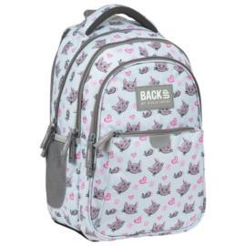 BackUp cicás hátizsák - 3 rekeszes - Friendship