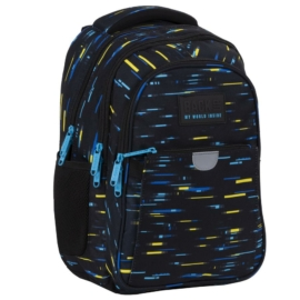 BackUp hátizsák - 3 rekeszes - Cyber