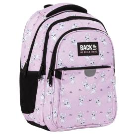 BackUp hátizsák - 3 rekeszes - Őzikék