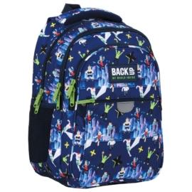 BackUp hátizsák - 3 rekeszes - XXX