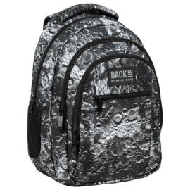 BackUp iskolatáska, hátizsák - 3 rekeszes - Moon