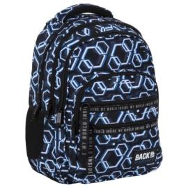 BackUp iskolatáska, hátizsák - 4 rekeszes - Online