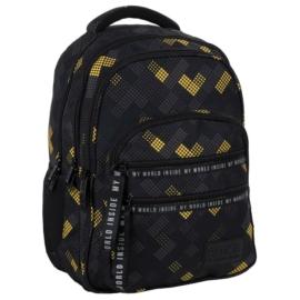 BackUp iskolatáska, hátizsák - 4 rekeszes - V-Men