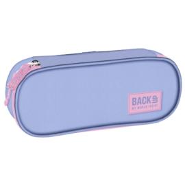 BackUp ovális tolltartó - Pasztell lila
