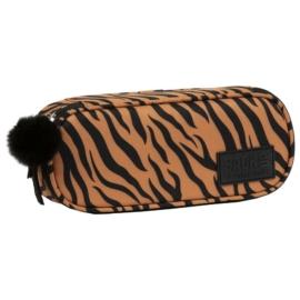 BackUp ovális tolltartó - Tiger (PB3A18)
