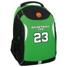 Basketball Fun 23 iskolatáska, hátizsák - 2 rekeszes
