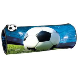 Football henger alakú tolltartó - Kék