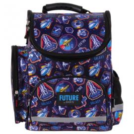 Future by BackUp ergonomikus iskolatáska - Galaxy adventure