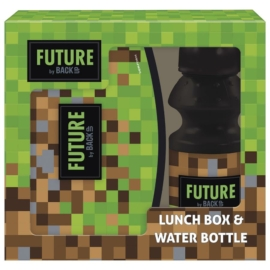 Future by BackUp uzsonnás doboz kulaccsal - Game