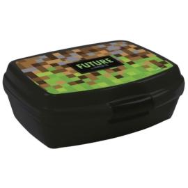 Game műanyag uzsonnás doboz - Future by BackUp