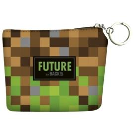 Game pénztárca kulcskarikával - Future by BackUp (PORDF18)