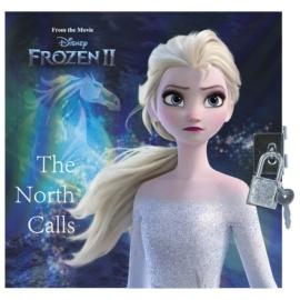 Jégvarázs 2 kulcsos napló 16,5 x 17,5 cm - The North Calls