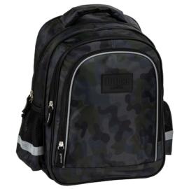 Terepmintás iskolatáska, hátizsák - Future by BackUp