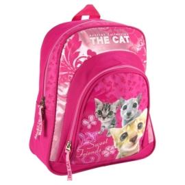 The Cat cicás kisméretű hátizsák