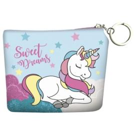 Unikornis pénztárca kulcskarikával - Sweet Dreams (PORJR12)