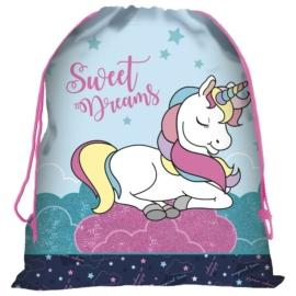 Unikornis tornazsák - Sweet dreams