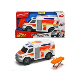 Dickie Action series játék mentőautó - 30 cm (3306002)